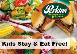 Kids stay and Eat Free in Niagara falls