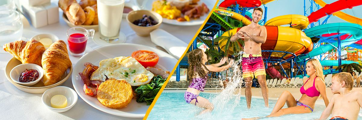 Waterpark with Breakfast Package