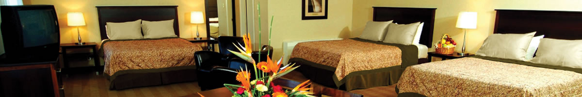 Niagara Falls Hotel Accommodations