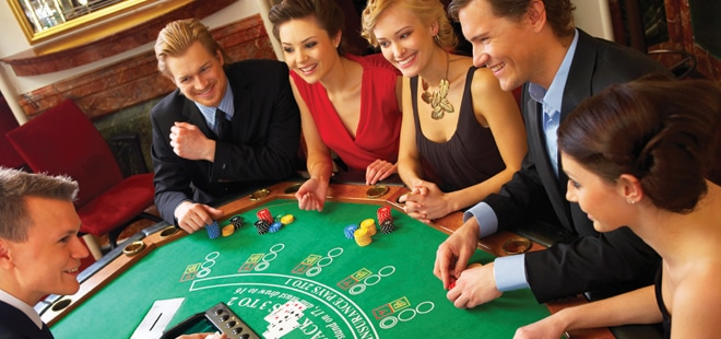 Ultimate Casino Experience Package