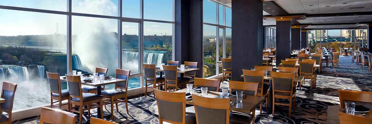 niagara falls restaurants dining skyline hotel waterpark. Black Bedroom Furniture Sets. Home Design Ideas