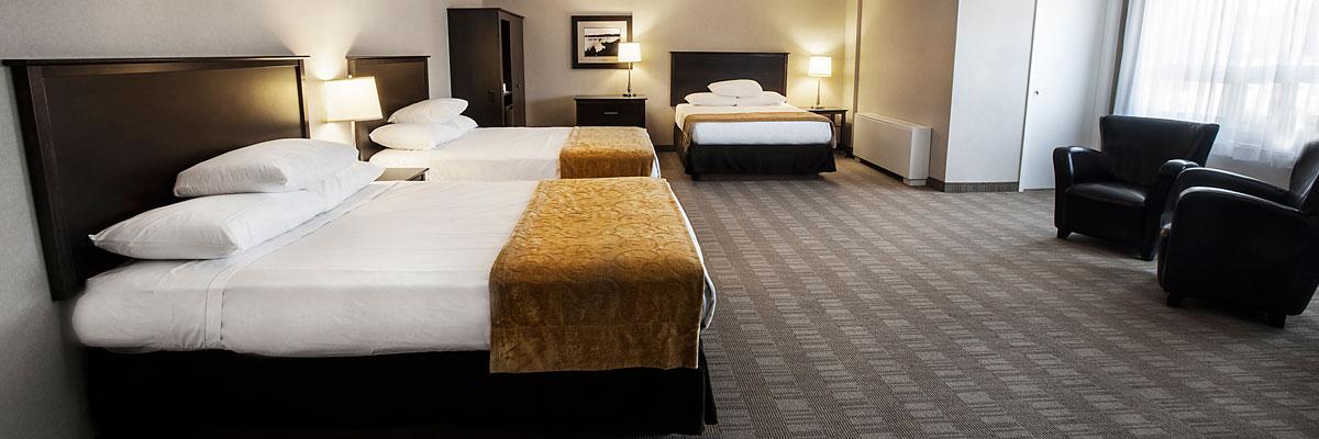 Skyline Inn Accommodations
