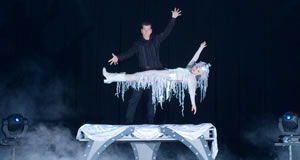 Greg Frewin Magic Show