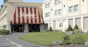Skyline Hotel & Waterpark Exterior