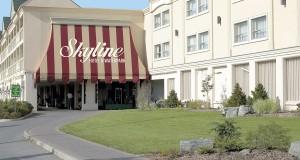 Skyline Hotel & Waterpark Exterior
