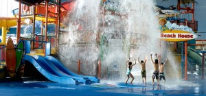 Niagara Falls Waterpark Breakfast Package