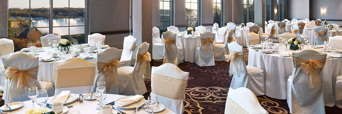 Niagara Falls Weddings