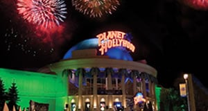 Planet Hollywood Kids Eat Free
