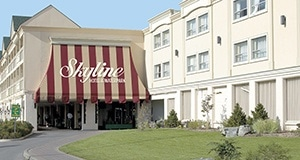 Kids Eat Free at the Skyline Hotel