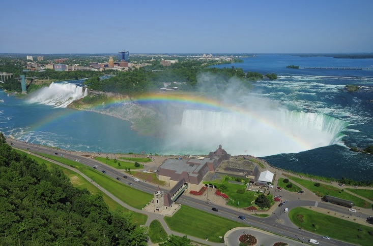 The Difference Between American And Canadian Niagara Falls