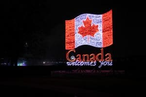 Canada Welcomes You!