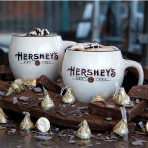 Hershey's Chocolate World Niagara Falls is a top Niagara Falls shopping destination.