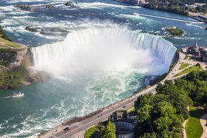 A Niagara Falls getaway