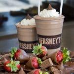 Hershey Chocolate World Milkshake